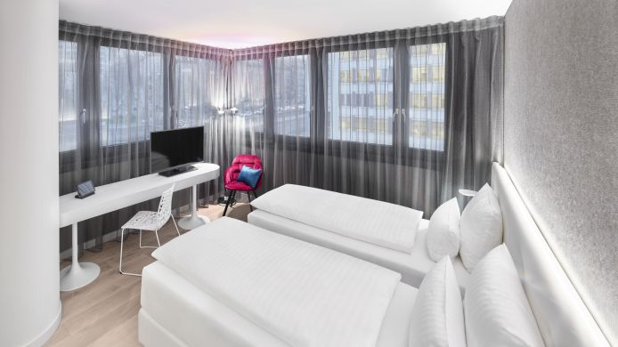 Business-Zimmer Jaz in the City Stuttgart