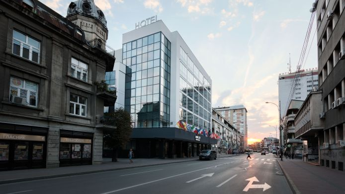 Bild NEW CITY HOTEL & RESTAURANT NIŠ