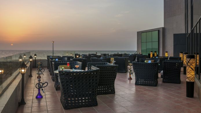 Café/Bistro The Venue Jeddah Corniche