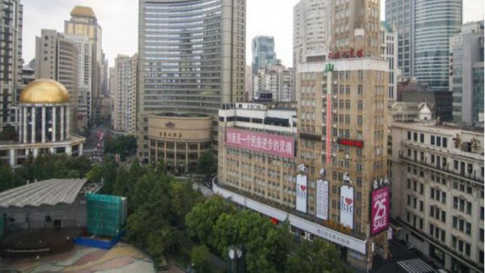 Bild Sweetome Boutique Apartment Shanghai East Nanjing Road