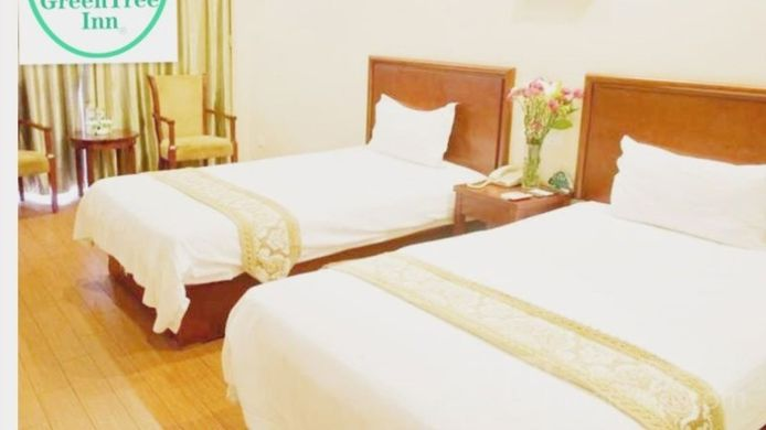 Doppelzimmer Standard GreenTree Inn Xujiahui Stadium (Domestic only)