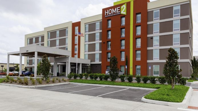 Außenansicht Home2 Suites by Hilton Orlando South Park