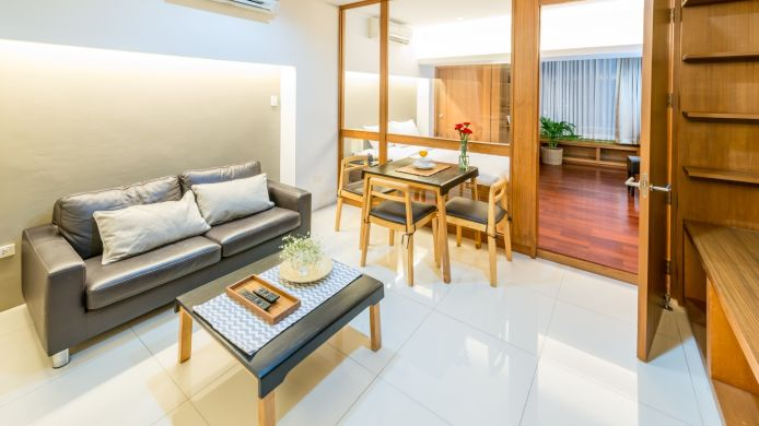 Suite Laemtong Serviced Apartment