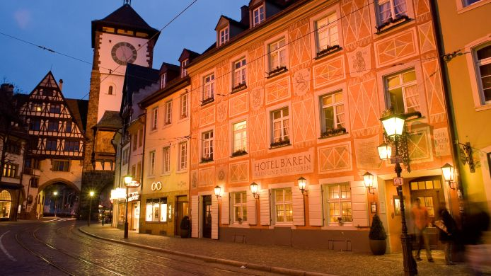 Freiburger single night