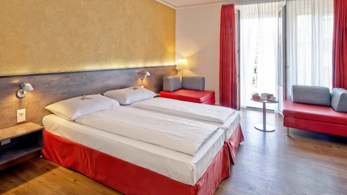 Chambre double (standard) Sorell Hotel Arabelle