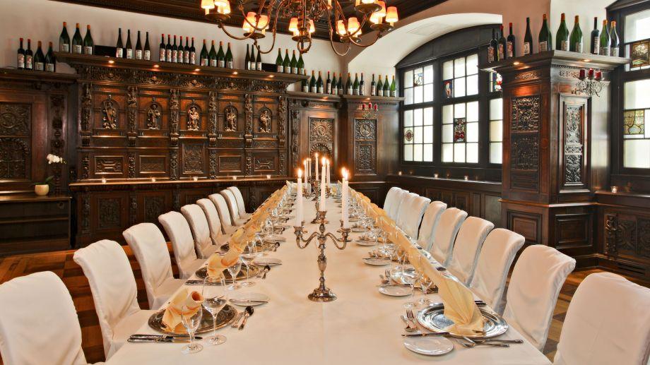 Hotel Schwarzer Bock Wiesbaden Restaurant