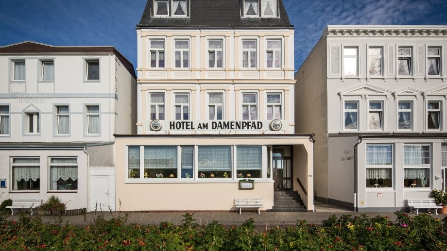 Hotels In Norderney Deutschland