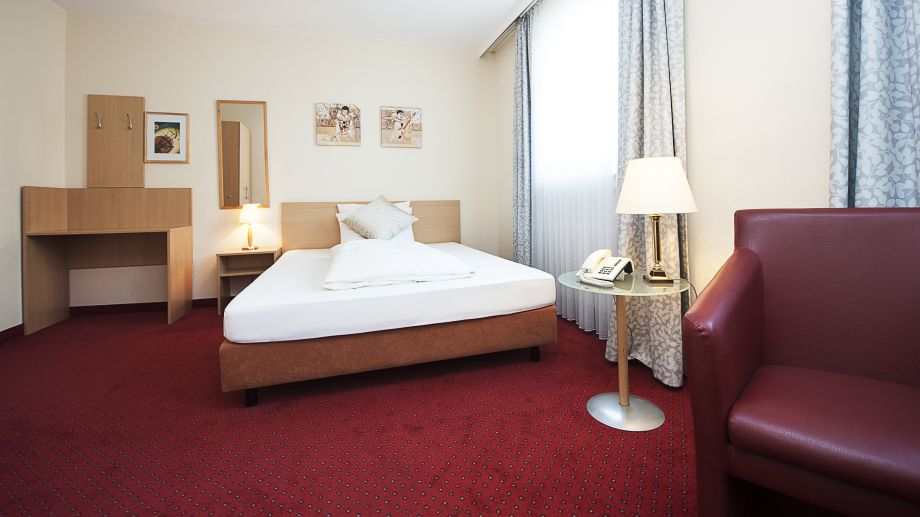 Hotel comfort garni bielefeld 3 sterne hotel for Hotelsuche familienzimmer