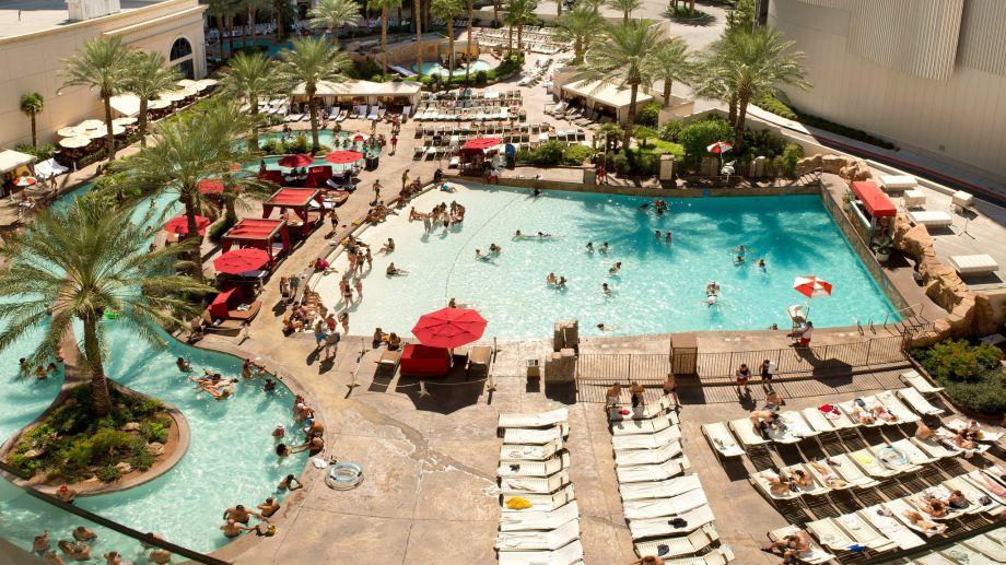 Monte Carlo Hotel Pool Swimming Pool Monte Carlo