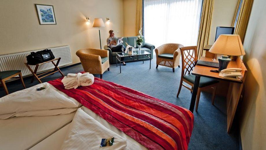 Hotel aquamarin k hlungsborn 4 sterne hotel for Hotelsuche familienzimmer