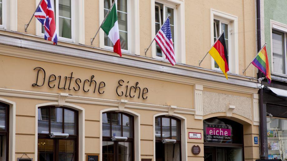 Hotel Deutsche Eiche Munchen Deutschland