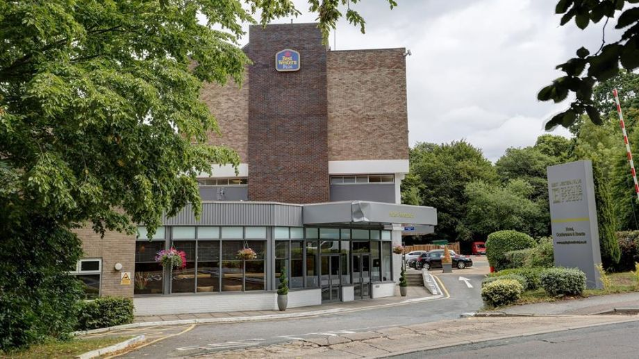 Best Western Plus Epping Forest Previously County Hotel