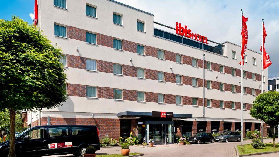 Ibis Hotel Hamburg Airport Hamburg Germany