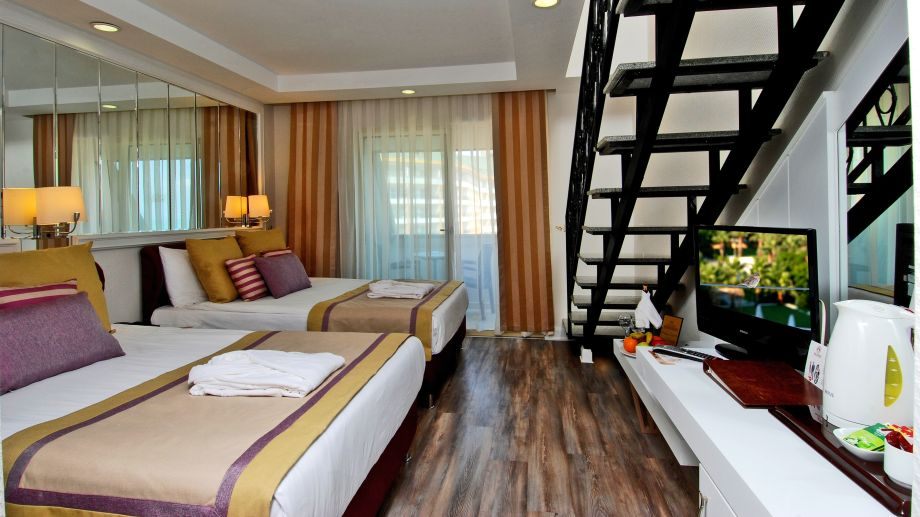 Delphin diva hotel premiere antalya 5 sterne hotel for Hotelsuche familienzimmer