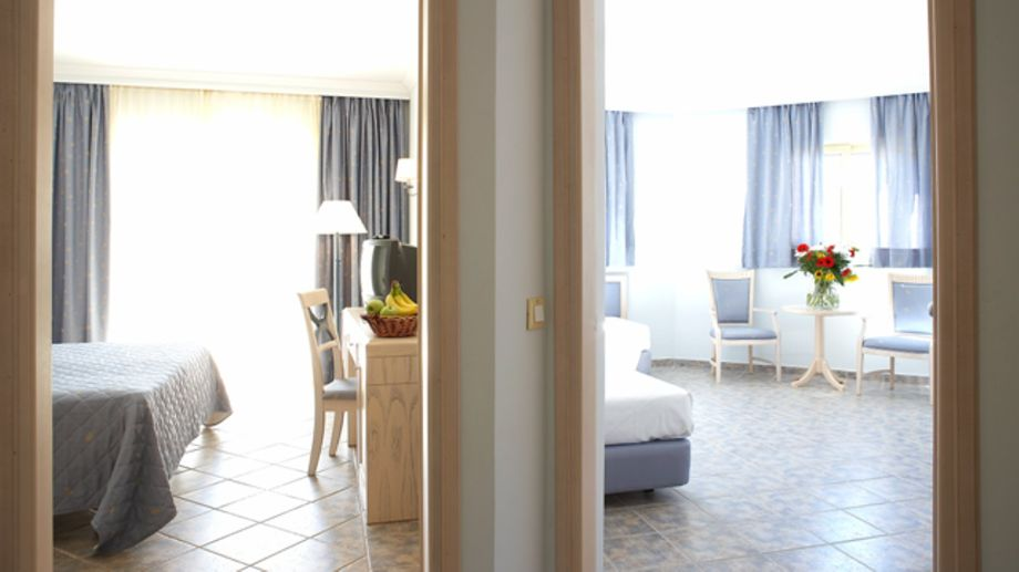 Lindos princess beach hotel rodos 4 sterne hotel for Hotelsuche familienzimmer
