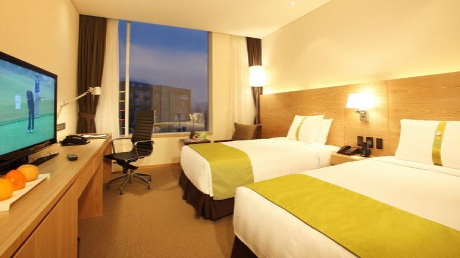 Holiday Inn Rooms Room Korea Holiday Inn Gwangju