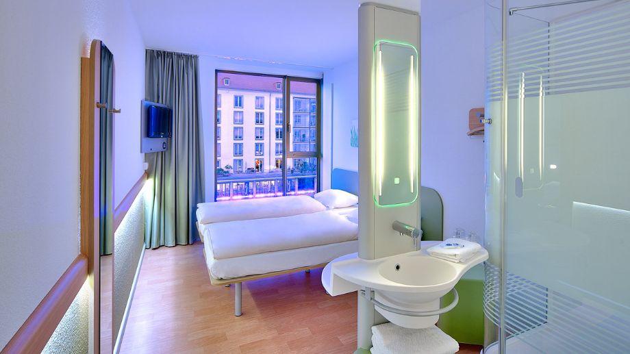 Hotel Ibis City Dresden