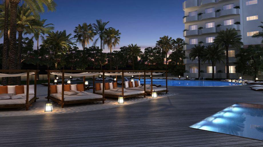 Hotel Pamplona Mallorca Einzelzimmer