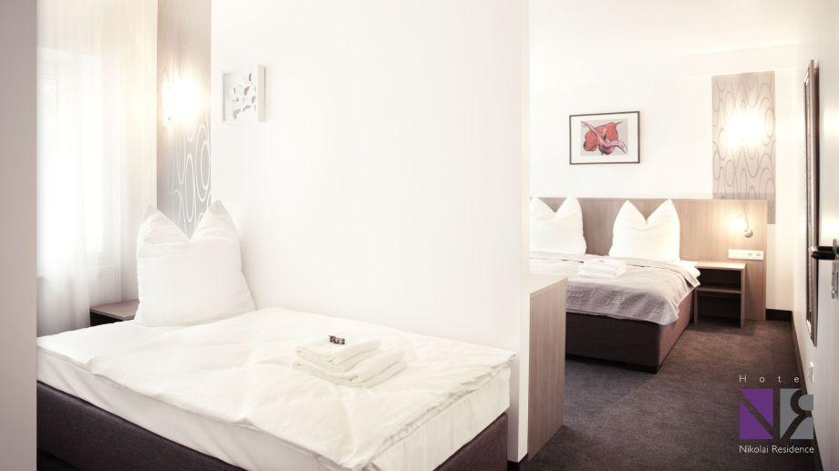 Hotel nikolai residence berlin 3 sterne hotel for Hotelsuche familienzimmer