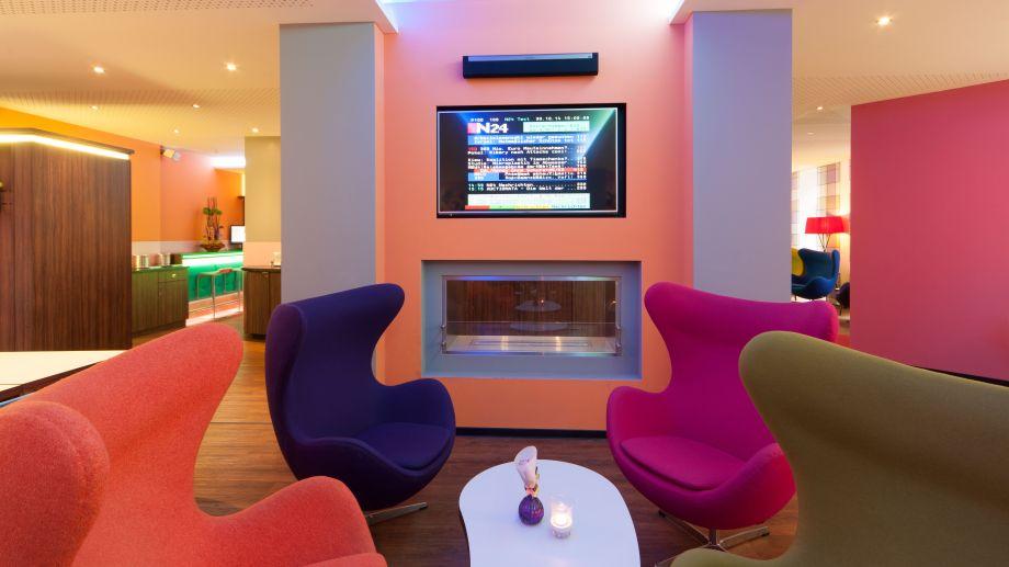 Cityhotel th ringer hof design hannover hannover 3 for Badezimmer design hannover