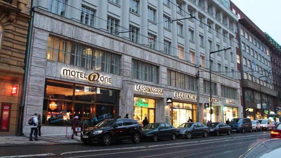 Sterne Hotel Prag