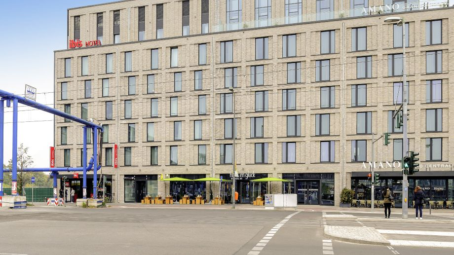 Hotel Ibis Berlin Hauptbahnhof Berlin 3 Sterne Hotel