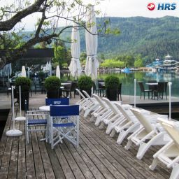 Фасад Seehotel Dr. Jilly Pörtschach am Wörther See (Carinthia)