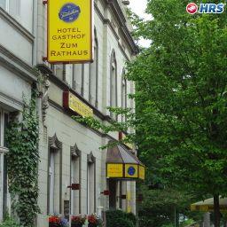 Exterior view Zum Rathaus Stadt-gut-Hotel
