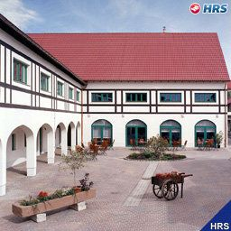 Exterior view Altmarkhotel