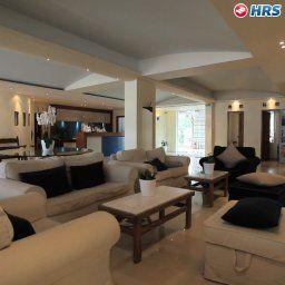 Reception Knossos Beach Bungalows & Suites