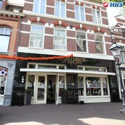 Exterior view Joops City Centre Hotel Haarlem (North Holland)