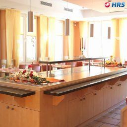 Sala de desayuno Hudewald - Resort