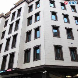 Exterior view Sky Kamer Hotel Istanbul (İstanbul)
