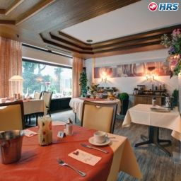 Breakfast room within restaurant Brenner