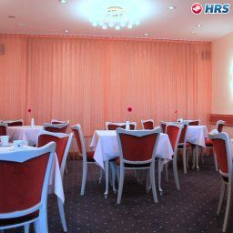 Breakfast room within restaurant Goya