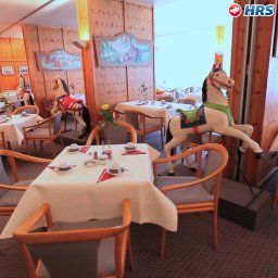 Breakfast room within restaurant Arvena Messe Messezentrum