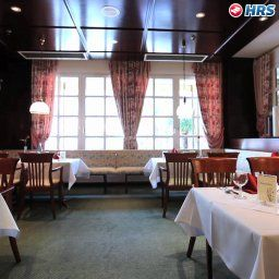 Breakfast room within restaurant Sachsenwald Hotel Reinbek