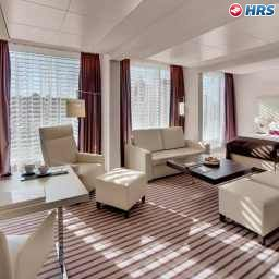 Suite junior Radisson Blu Leipzig