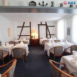 Breakfast room within restaurant Zum Schwanen