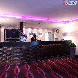 Ресепшен BEST WESTERN Willow Bank