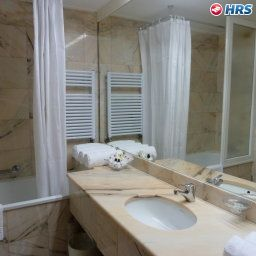 Camera da bagno Montresor Hotel Tower