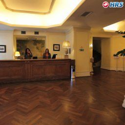 Reception Starhotels Terminus