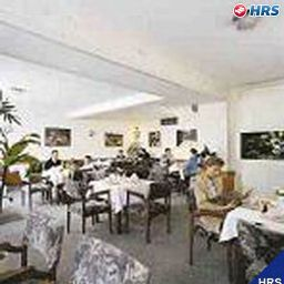 Breakfast room within restaurant Hansa