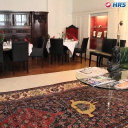 Breakfast room within restaurant Dittberner Pension