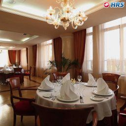 Breakfast room within restaurant Baltic Star Hotel Балтийская Звезда