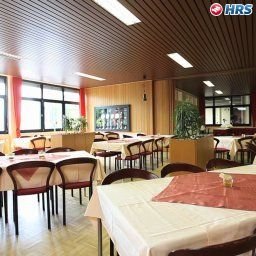 Breakfast room within restaurant Rheinische Landesturnschule Garni