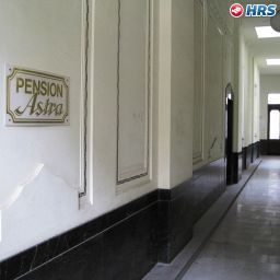 Exterior view Pension Astra