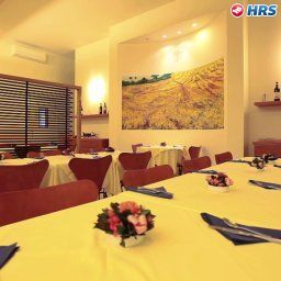 Breakfast room within restaurant Meridiana