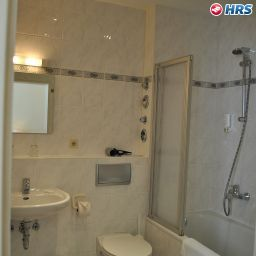 Camera da bagno Midi Inn City West ex. Modena