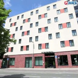 Фасад InterCityHotel